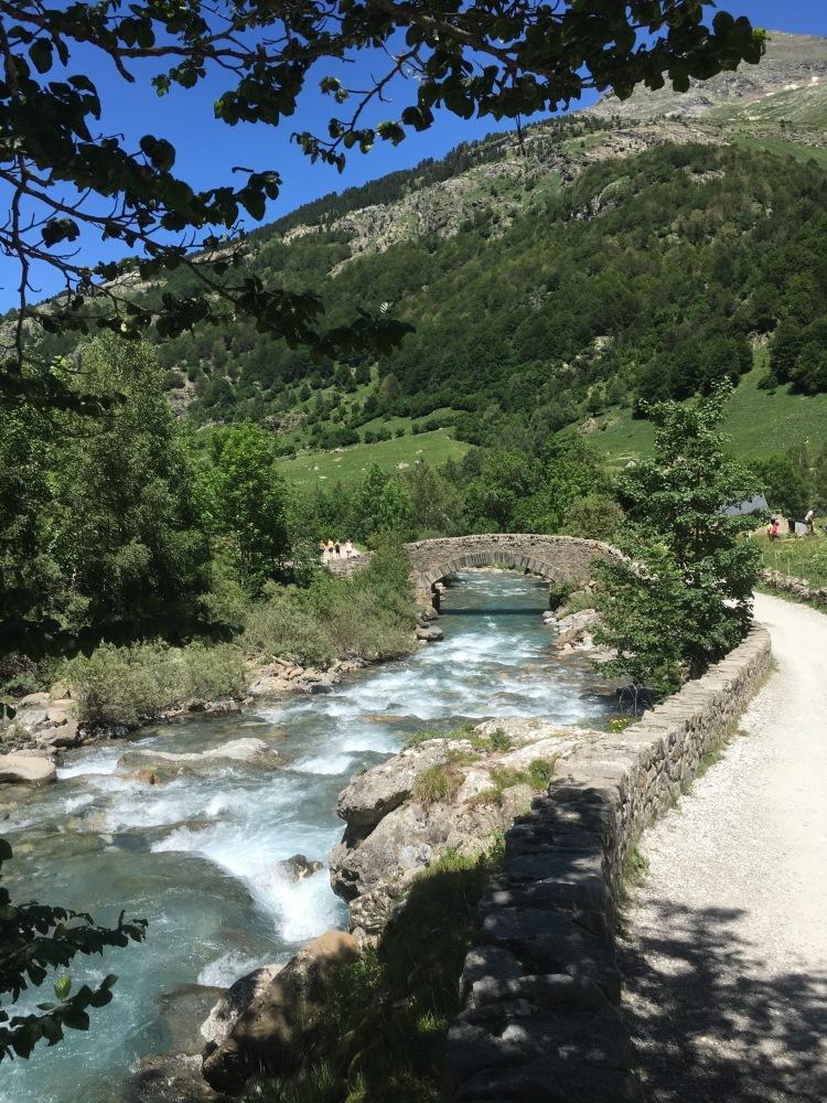 Le pont de Gavarnie