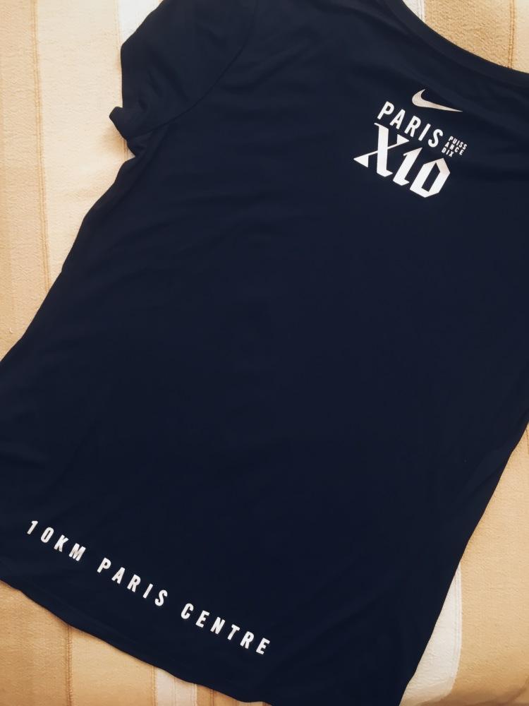 Dos tee-shirt Nike