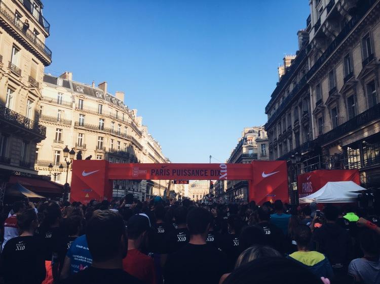 Arche 10 km Paris Centre