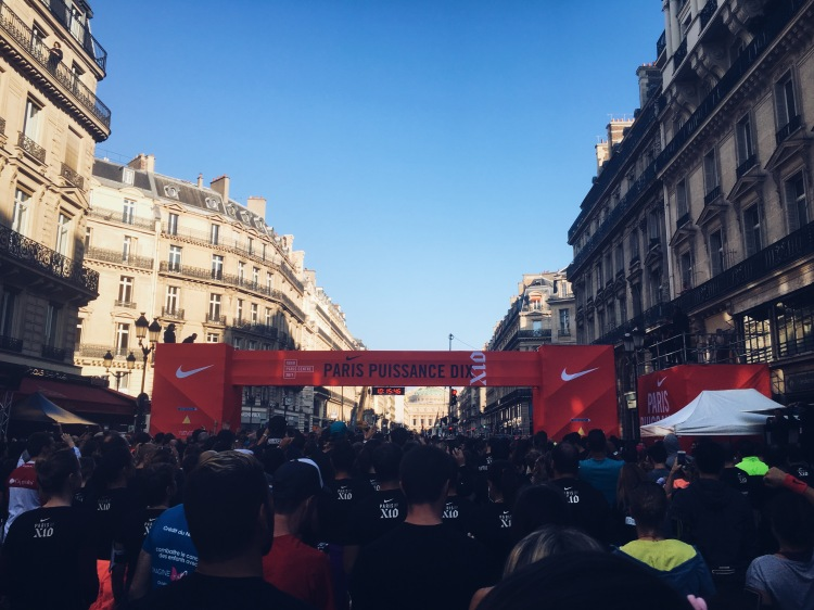 Arche 10 km Paris Centre