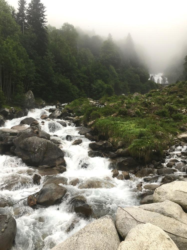 Cascade de Cauteret