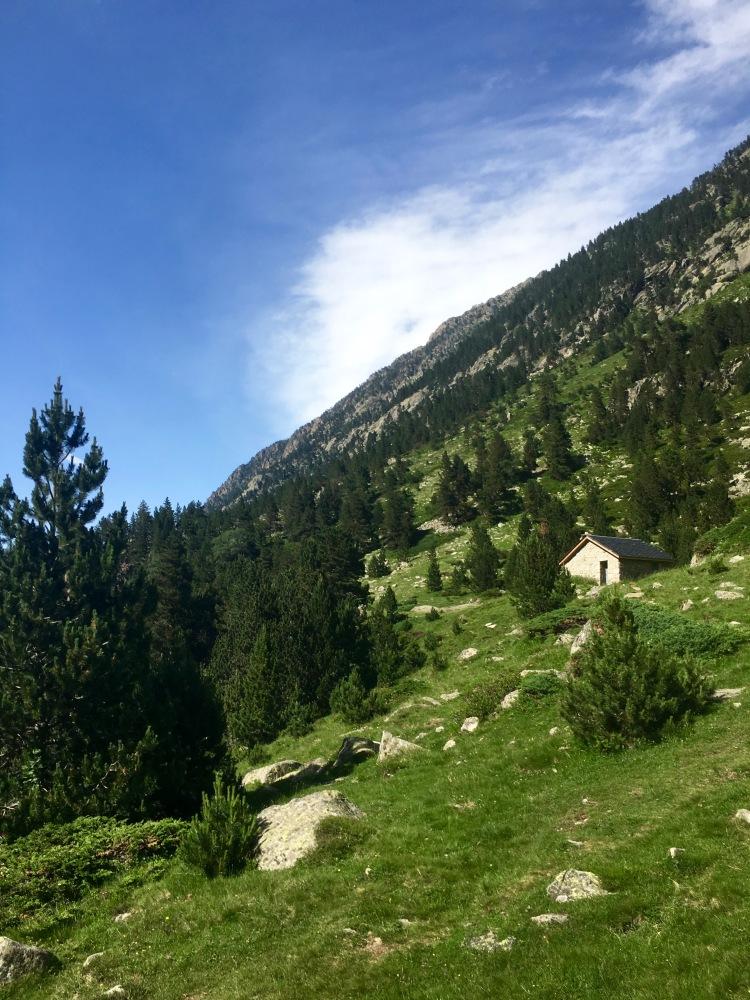 refuge lac de Gaube
